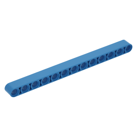 Liftarm 1 x 11 Thick Part 32525 LEGO-X 2 SILVER Technic