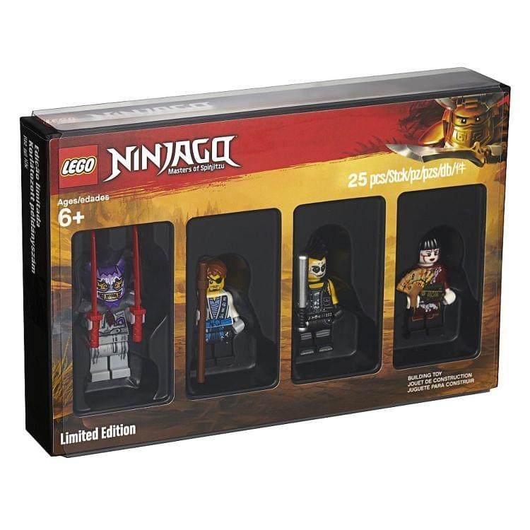 LEGO 5005255 Bricktober Jurassic World Minifigure Collection 2018 2//4 Toys R Us