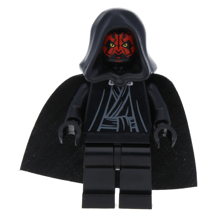 Lego Minifigure Sw0394 Darth Maul Watch 9001932 At Brickscout