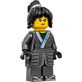Lego Minifigure Njo321 Nya Cloth Armor Skirt Hair The Lego Ninjago Movie 70617 At Brickscout