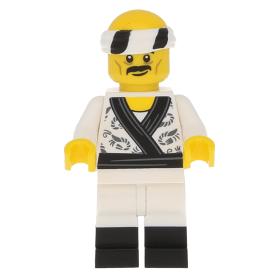 Sushi Chef from the LEGO Ninjago Movie