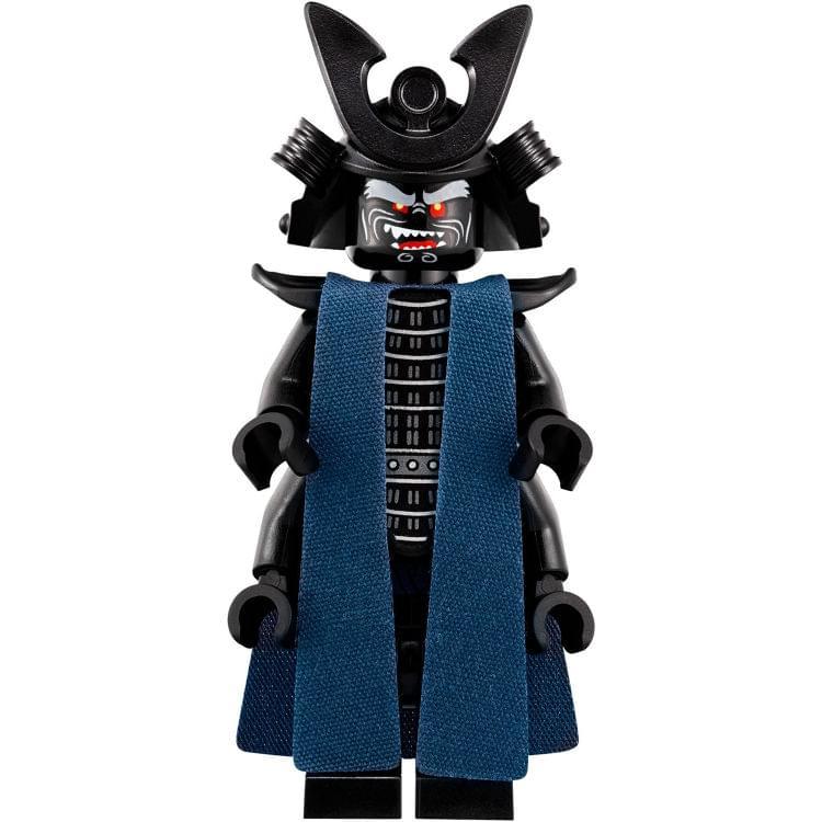 Lego Minifigure Njo309 Lord Garmadon Armor And Robe The Lego Ninjago Movie 70612 At Brickscout