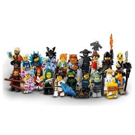 LEGO Bau- & Konstruktionsspielzeug Lego Figürchen Minifig Minifigur The Ninjago Film Gitarre Guitar Rocker NEW LEGO Bausteine & Bauzubehör