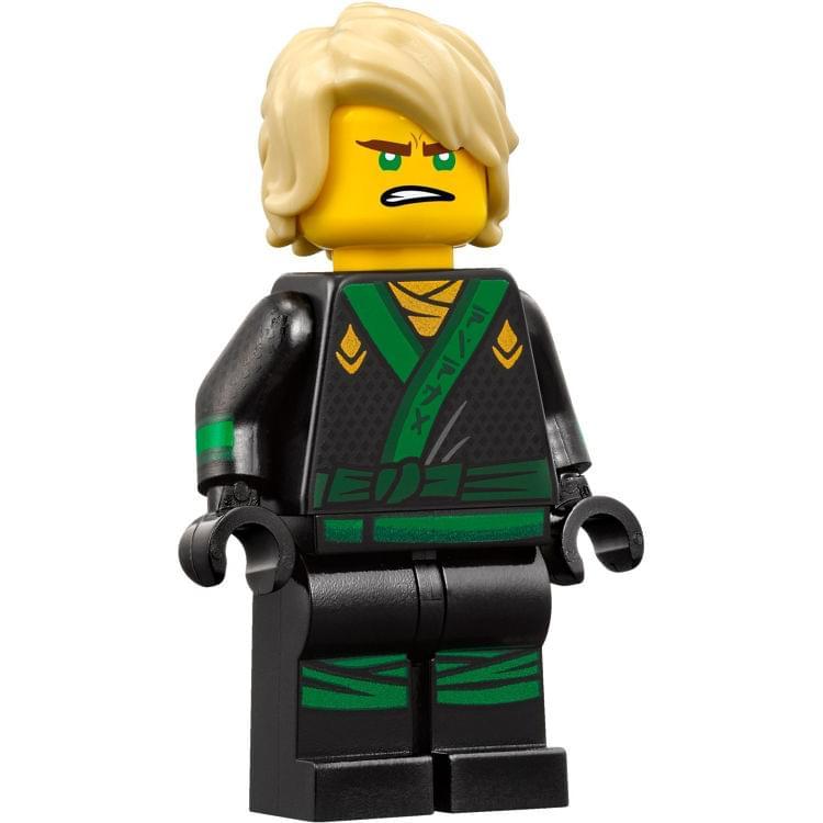 Lego Minifigure Njo311 Lloyd Hair The Lego Ninjago Movie 70617 At Brickscout