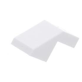 LEGO Slope 45 2x1 without Bottom Tube x6