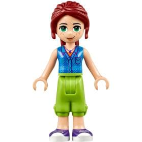 Vicky frnd299 New . Lego Friends Mini figure
