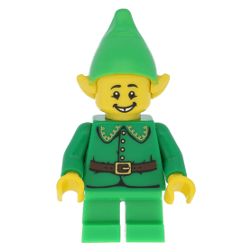 LEGO Collectible Series 3 Elf Minifigure Minifig Only Entry