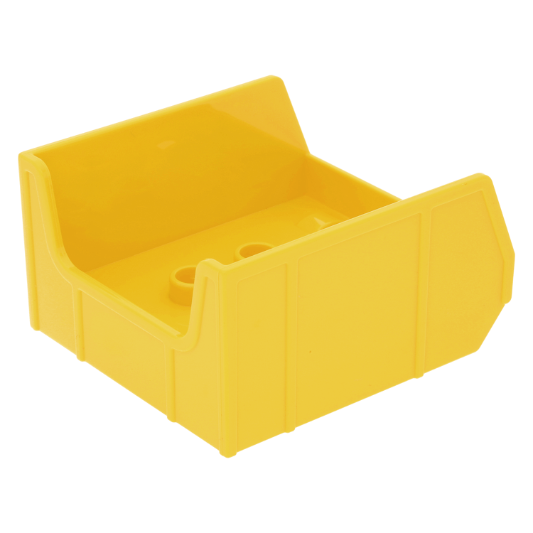 Lego Part 14094 Yellow Duplo Tipper Bucket Bed With Lip And