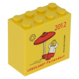 Lego Sammelstein Halloween 2010   30144pb091