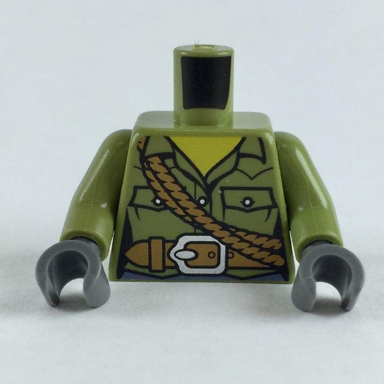 LEGO-porte girevoli-NERO E TRASPARENTE GMT33 30101 30102
