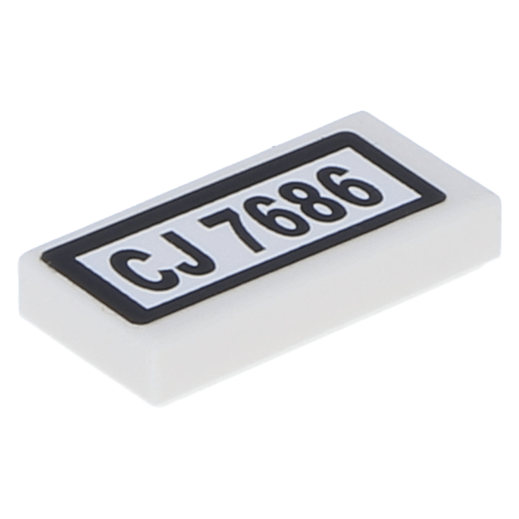 NEW LEGO Part Number 3069.006 in White