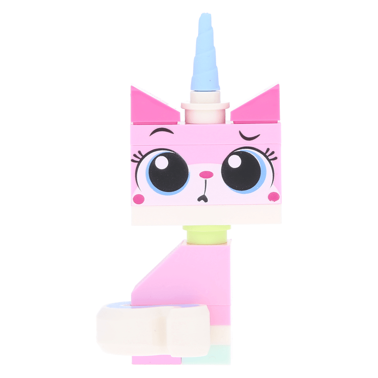 Puzzled NEW LEGO Unikitty Sitting FROM SET 70818 THE LEGO MOVIE tlm093