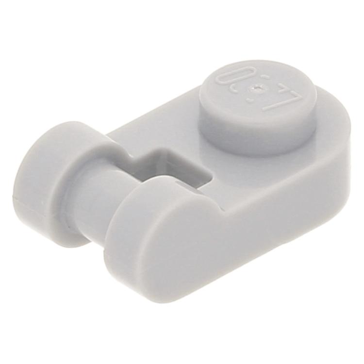 LEGO Einzelteil 26047 - Light Bluish Gray Plate, Modified ...
